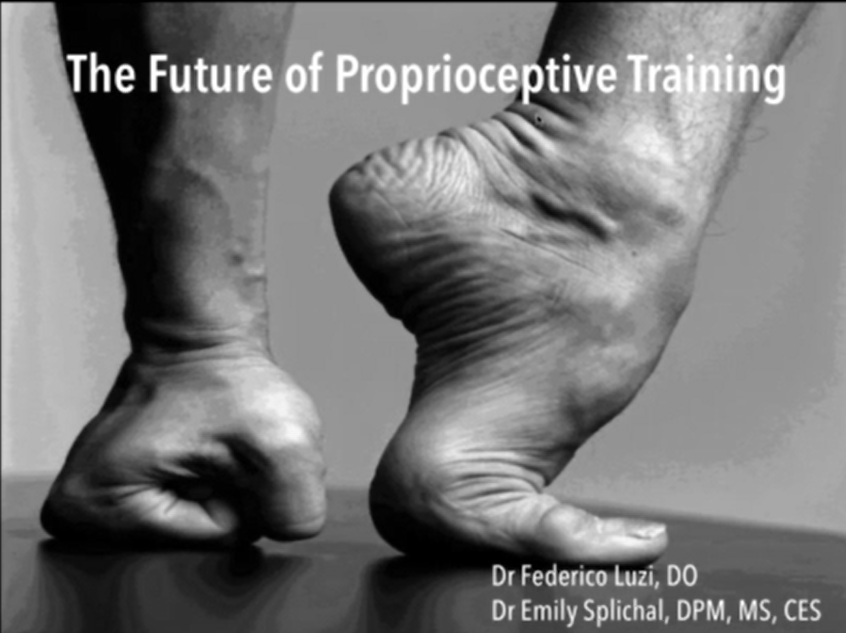 Barefoot Training Specialist: The Future of Proprioceptive Training